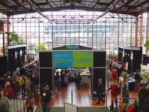 Franco Folini festival verde